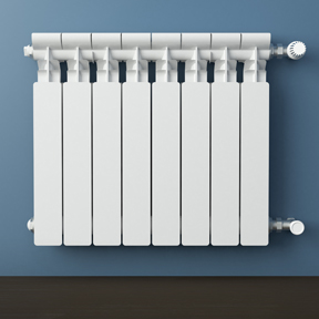 Heater - Radiator