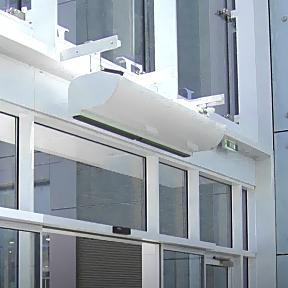 Step 10 - Air Curtains
