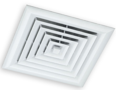 Step 10 - Ceiling Vent