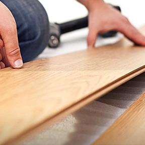 Step 10 - Floor Insulation