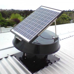 Step 10 - Roof Cavity Ventilator