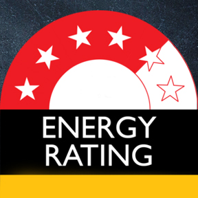 Step 12 - Energy Rating Label