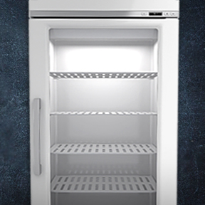 Step 14 - Commercial Fridge Feat