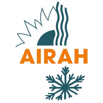 Image result for airah logo