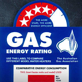 Step 9 - Gas Rating